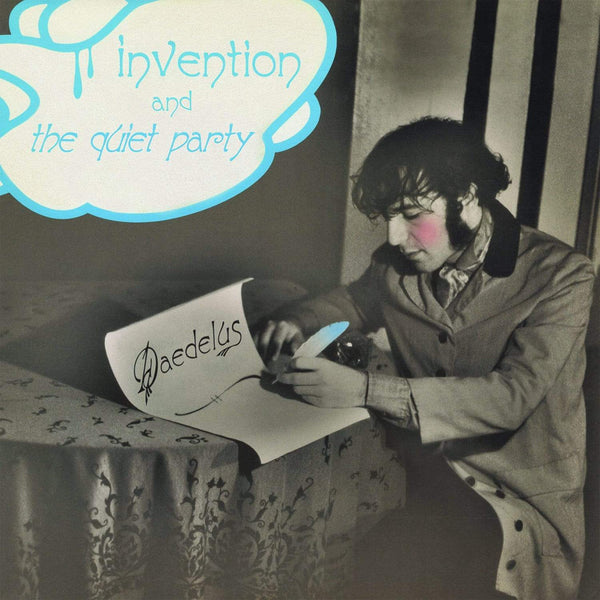 Daedelus - Invention & The Quiet Party (2xLP - Blue Vinyl - 15 Year Anniversary Edition) Magical Properties