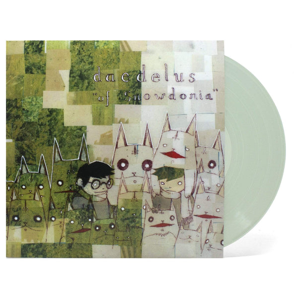 Daedelus - Of Snowdonia & Something Bells (2xLP - Coke Bottle Clear Vinyl) Magical Properties