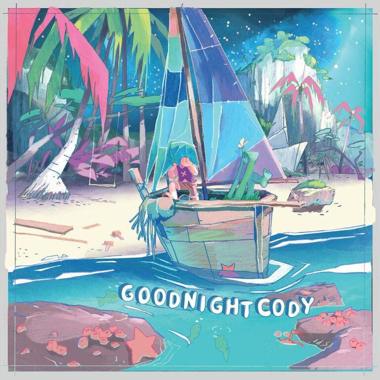Goodnight Cody - Wide As The Moonlight, Warm As The Sun (LP) Magical Properties