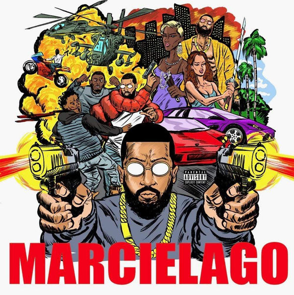 Roc Marciano - Marcielago (CD) Marci Enterprises
