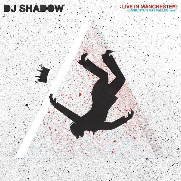 DJ Shadow - Live In Manchester (CD + DVD) Mass Appeal