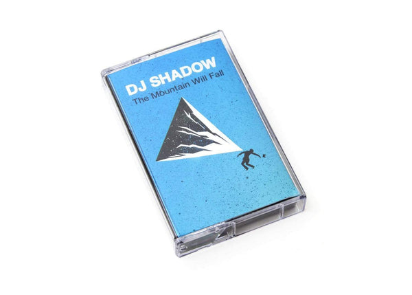 DJ Shadow - The Mountain Will Fall (Cassette) Mass Appeal