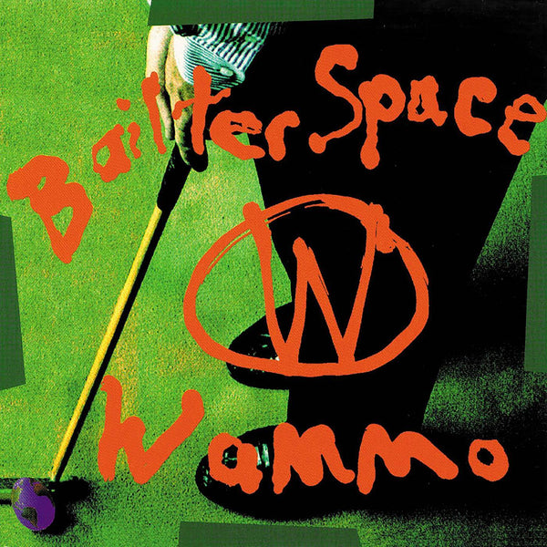Bailter Space - Wammo (LP - TRANSPARENT ORANGE VINYL) Matador