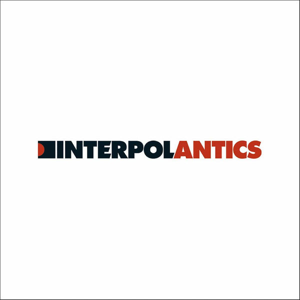 Interpol - Antics (LP - WHITE VINYL) Matador