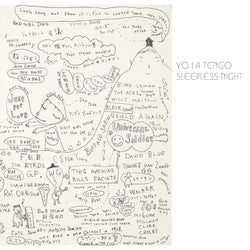"Yo La Tengo - Sleepless Night (12"") Matador"