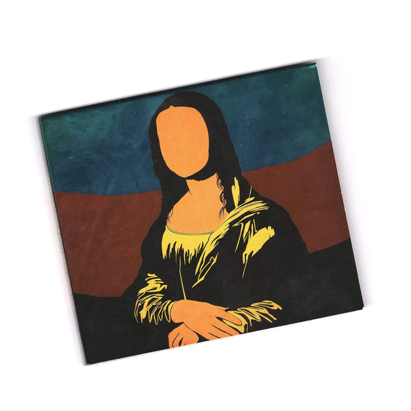 Apollo Brown & Joell Ortiz - Mona Lisa (CD) Mello Music Group