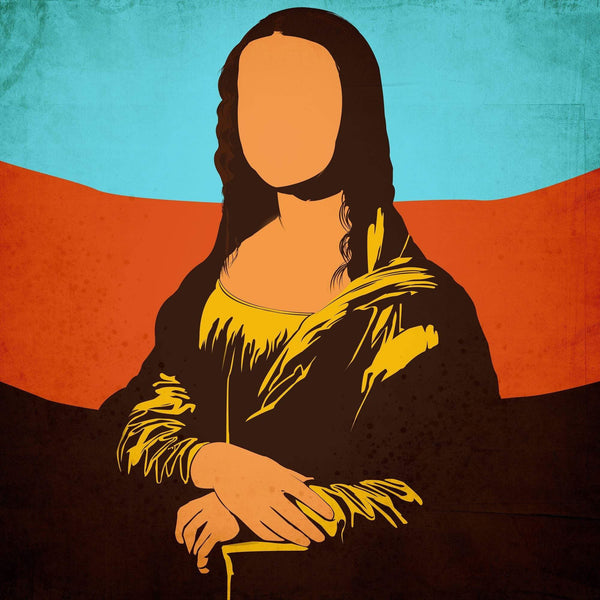 Apollo Brown & Joell Ortiz - Mona Lisa (LP) Mello Music Group