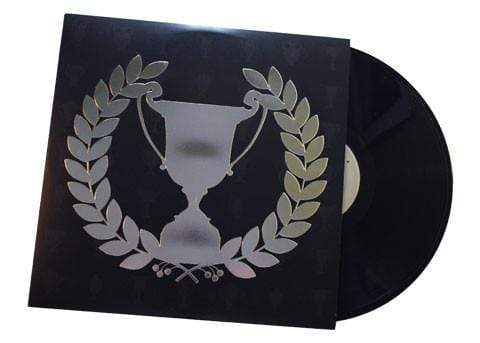 Apollo Brown & OC - Trophies INSTRUMENTALS (2xLP w/ Silver Foil Cover) Mello Music Group