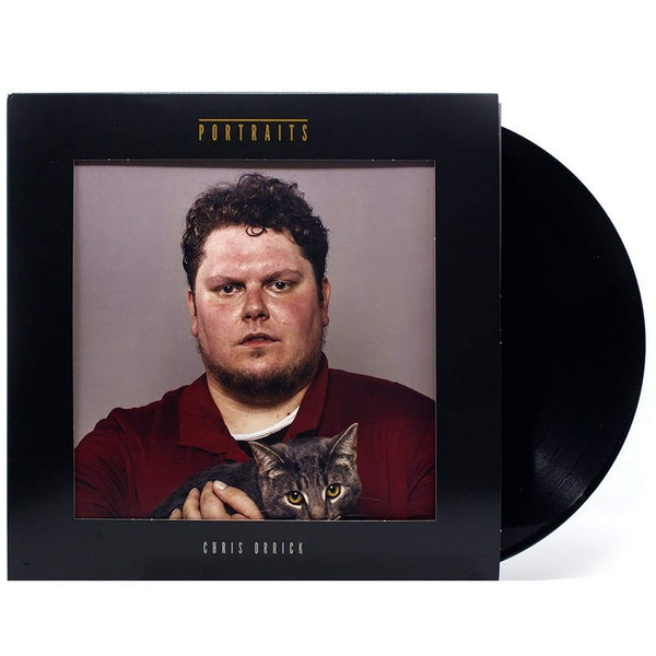 Chris Orrick - Portraits (LP) Mello Music Group