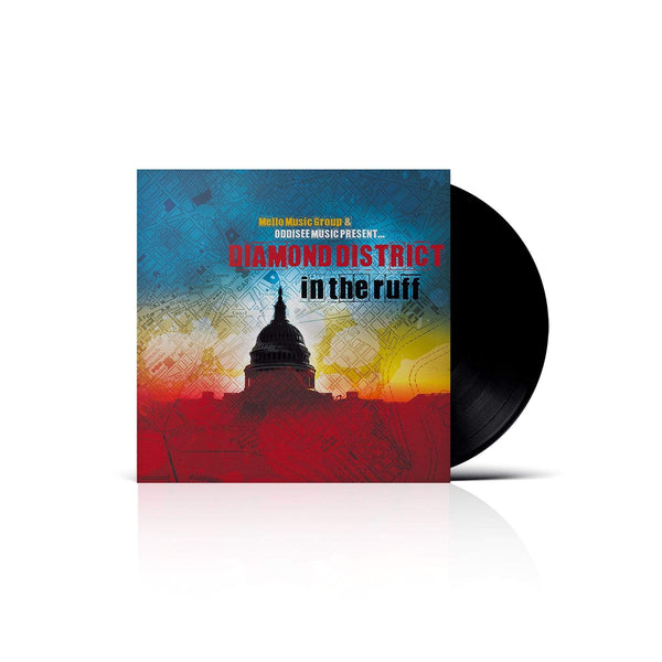 Diamond District - In The Ruff: Audiophile Edition (2xLP - 180 Gram Vinyl - Fat Beats Exclusive) Mello Music Group