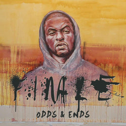 Finale - Odds & Ends (LP - Orange/Gold Vinyl) Mello Music Group