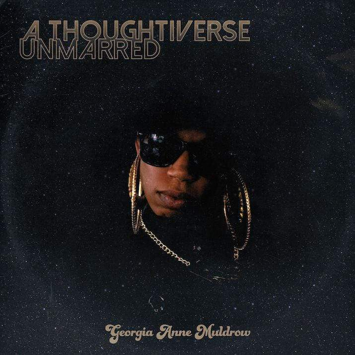 Georgia Anne Muldrow - A Thoughtiverse Unmarred (CD) Mello Music Group