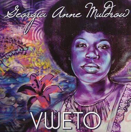 Georgia Anne Muldrow - VWETO (LP) Mello Music Group