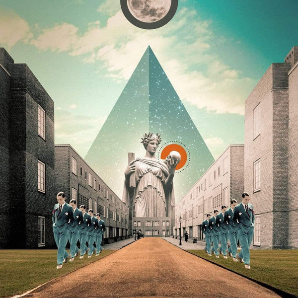 L'Orange & Mr. Lif - The Life & Death of Scenery (CD) Mello Music Group