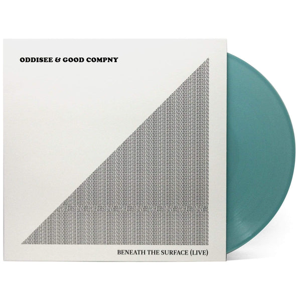 Oddisee & Good Compny - Beneath The Surface (Live) (LP) Mello Music Group