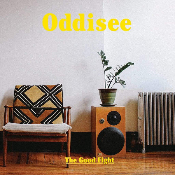 Oddisee - The Good Fight (Cassette) Mello Music Group