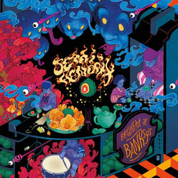 Semi Hendrix (Ras Kass & Jack Splash) - Breakfast At Banksy's (CD) Mello Music Group