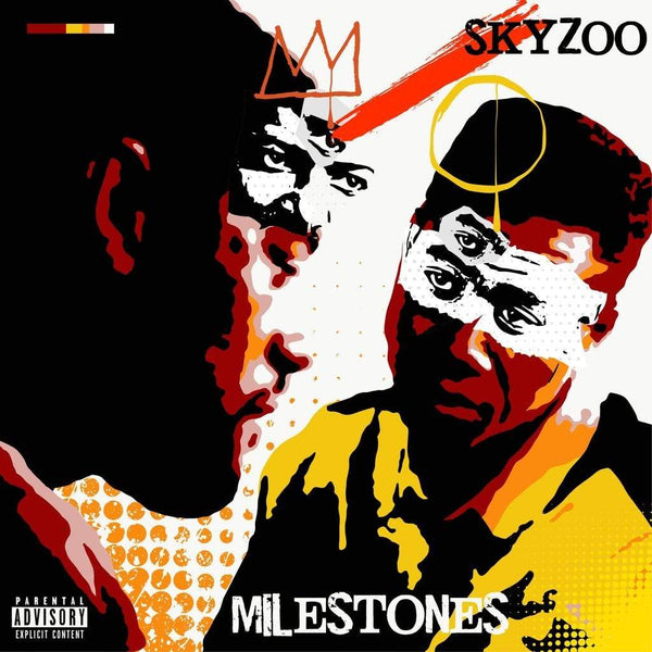 Skyzoo - Milestones (LP) Mello Music Group