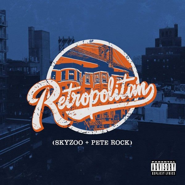 Skyzoo & Pete Rock - Retropolitan (LP) Mello Music Group