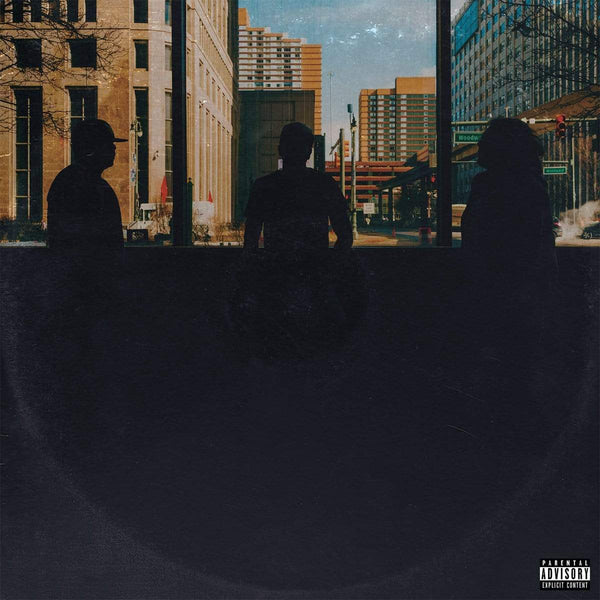 Ugly Heroes (Apollo Brown, Verbal Kent & Red Pill) - Everything In Between (CD + Download Card) Mello Music Group