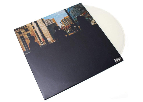 Ugly Heroes (Apollo Brown, Verbal Kent & Red Pill) - Everything In Between (LP - Clear Vinyl) Mello Music Group