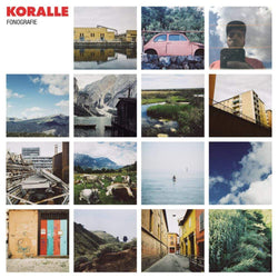 Koralle - Fonografie (LP) Melting Pot Music
