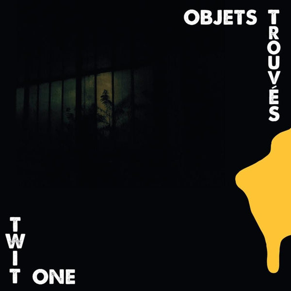 Twit One - Objets Trouvés (LP) Melting Pot Music