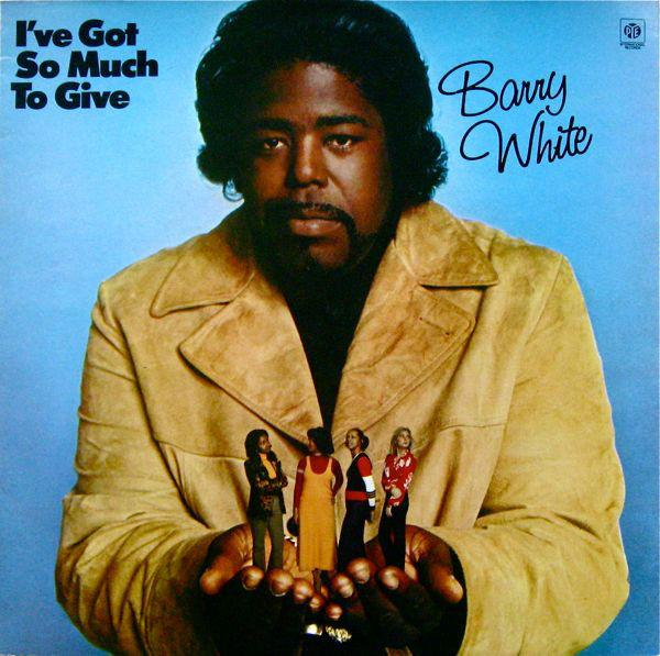Barry White - I've Got So Much to Give (LP) Mercury