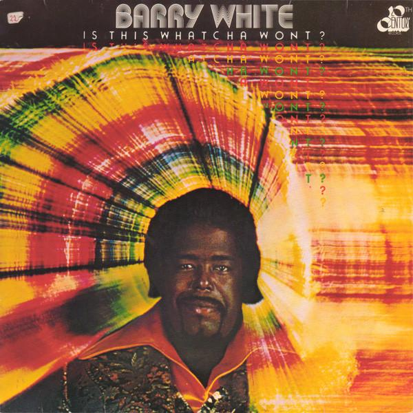 Barry White - Is This Whatcha Won't? (LP) Mercury