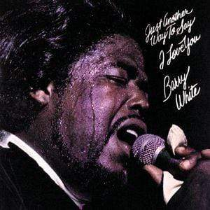 Barry White - Just Another Way To Say I Love You (LP) Mercury