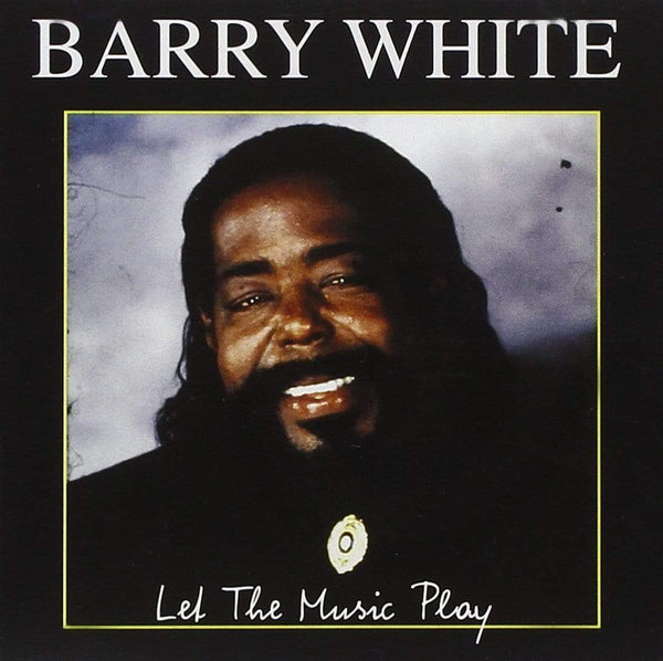 Barry White - Let The Music Play (LP) Mercury