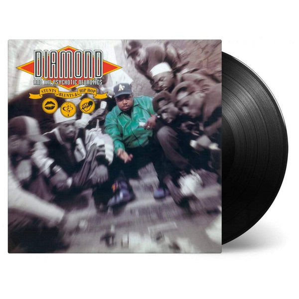 Diamond D & The Psychotic Neurotics - Stunts, Blunts & Hip Hop (2xLP) Mercury