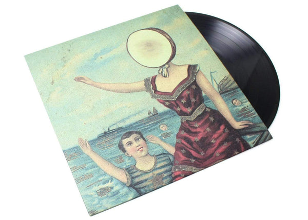 Neutral Milk Hotel - In the Aeroplane Over The Sea (LP - 180 Gram Vinyl + Insert + Download Card) Merge Records