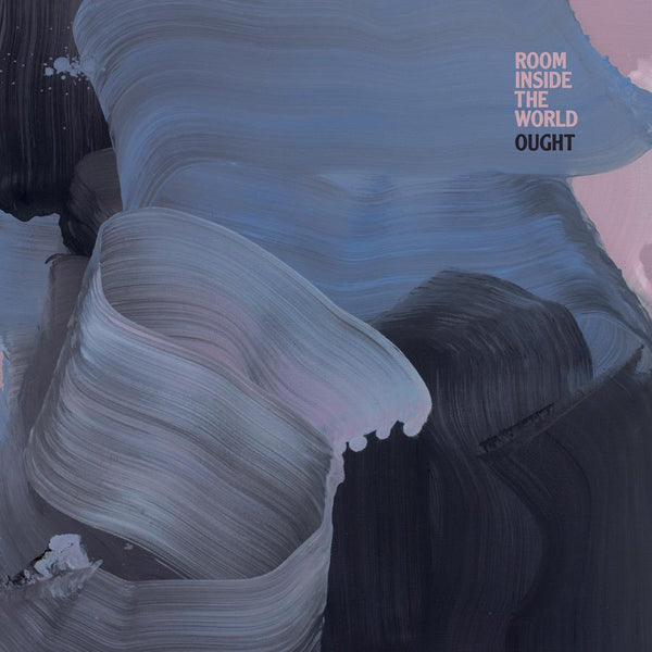 Ought - Room Inside the World (LP - Indie-Exclusive White Vinyl) Merge Records