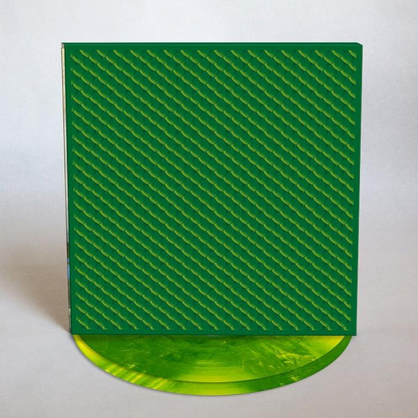 The Mountain Goats - In League With Dragons (2xLP+7'' - Yellow/Green Vinyl + Gatefold + Dragonscale Slipcase) Merge Records