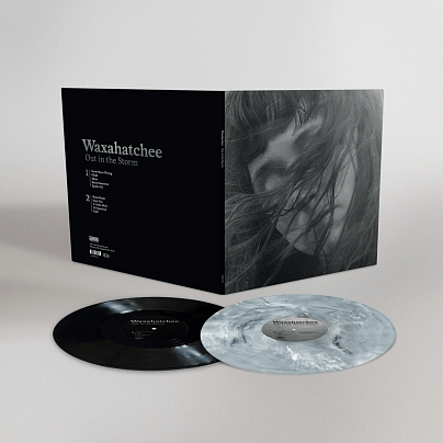 Waxahatchee - Out In The Storm (2xLP + 12'' - White Vinyl + Poster + Download Card) Merge Records