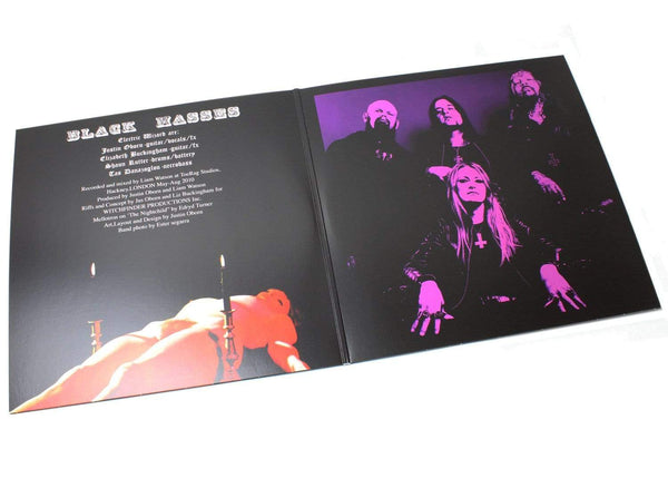 Electric Wizard - Black Masses (2xLP - Purple/Silver Vinyl) Metal Blade