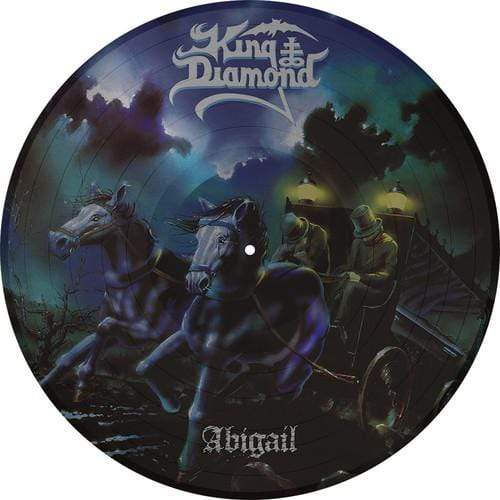King Diamond - Abigail (LP - Picture Disc) Metal Blade
