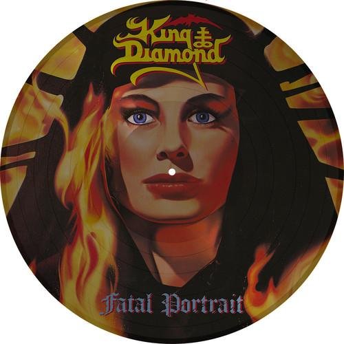 King Diamond - Fatal Portrait (LP - Picture Disc) Metal Blade