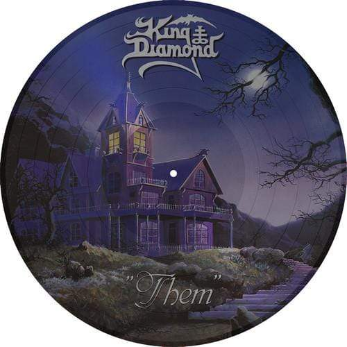 King Diamond - Them (LP - Picture Disc) Metal Blade