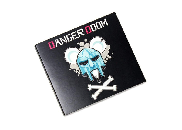 DangerDOOM - The Mouse and The Mask: Metalface Edition (CD) Metal Face Records