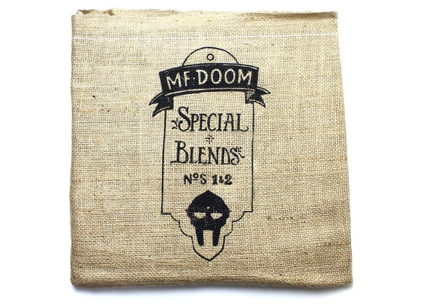 MF DOOM - Special Blends, Vol. 1 & 2 (2xLP - Deluxe Edition) Metal Face Records