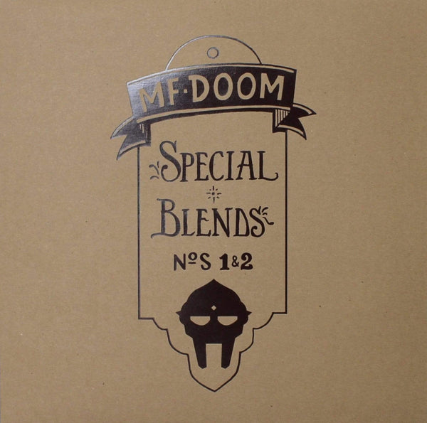 MF DOOM - Special Blends, Vol. 1 & 2 (2xLP - Standard Edition) Metal Face Records