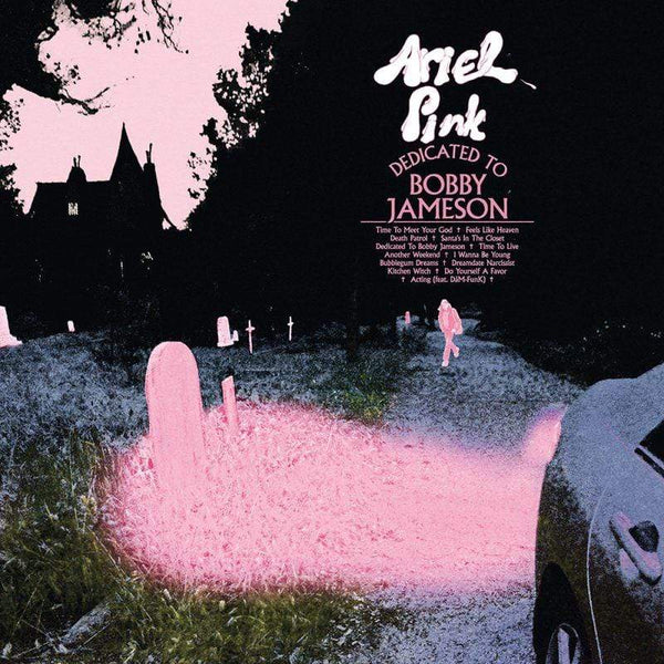Ariel Pink - Dedicated To Bobby Jameson: Deluxe Edition (LP + Picture Disc + Poster + Download Card) Mexican Summer