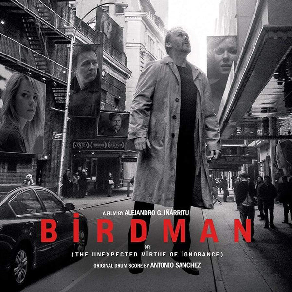 Antonio Sanchez - Birdman (Original Drum Score) (2xLP - 180 Gram Vinyl + Insert + Download Card) Milan Entertainment