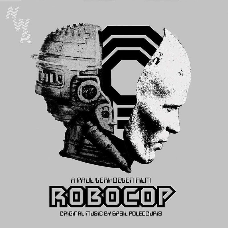 Basil Poledouris - Robocop: Original Motion Picture Score (2xLP - Silver Vinyl + Download Card) Milan Entertainment