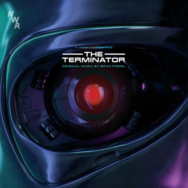 Brad Fiedel - The Terminator: Original Soundtrack (2xLP - Red/Blue Splatter Vinyl) Milan Entertainment