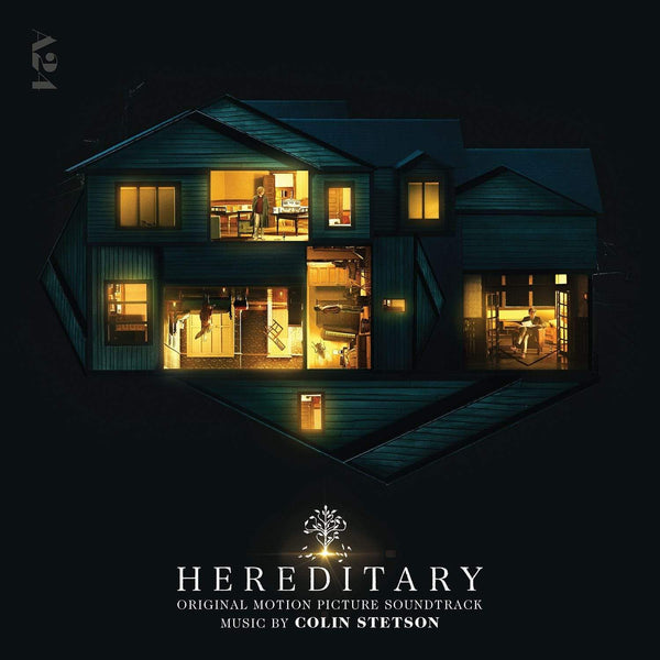 Colin Stetson - Hereditary: Original Soundtrack (2xLP) Milan Entertainment