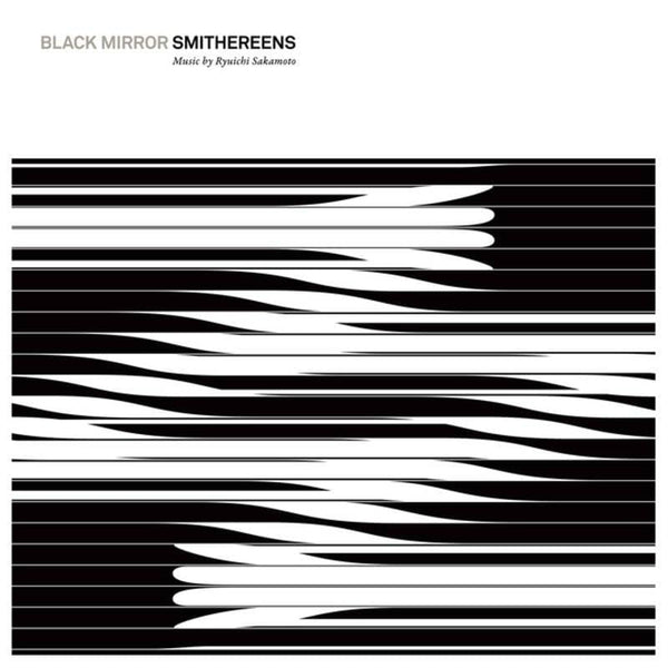 Ryuichi Sakamoto - Black Mirror: Smithereens (Original Soundtrack) (LP) Milan Entertainment
