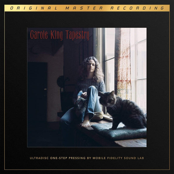 Carole King - Tapestry UltraDisc One-Step (180g 45RPM 2LP Box Set) Mobile Fidelity Sound Lab